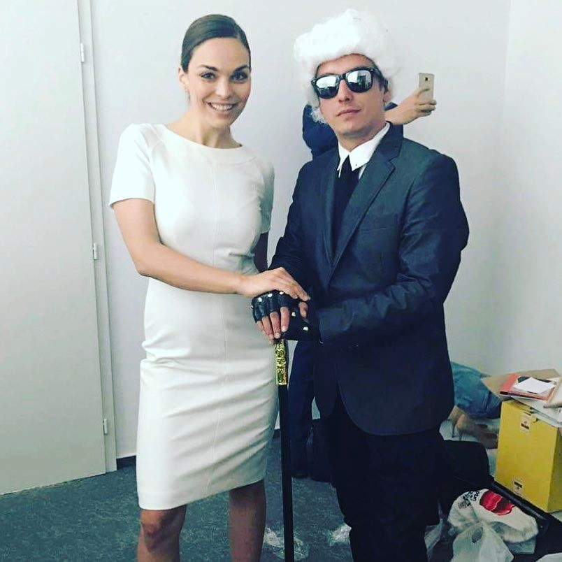 Zákulisie fashion show agentúra Nové tváre